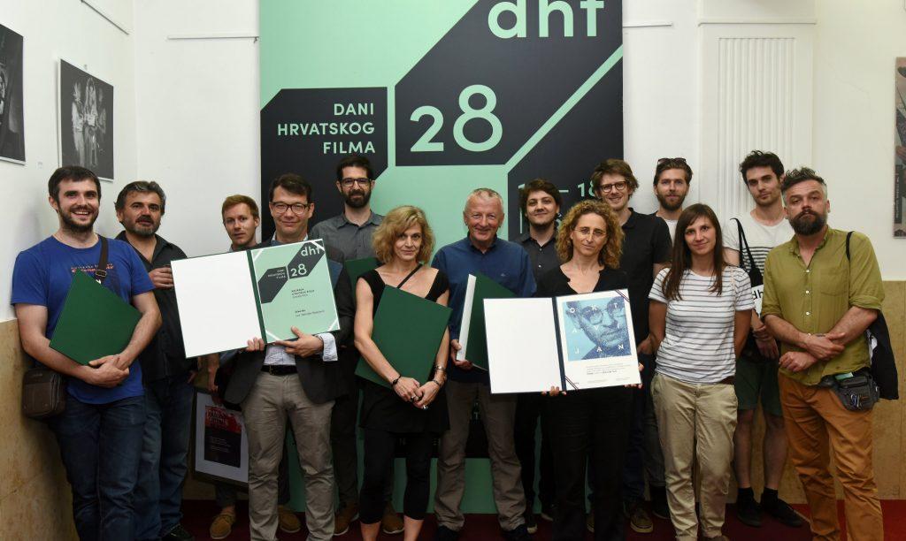 Dani hrvatskog filma 2019: Nagrade